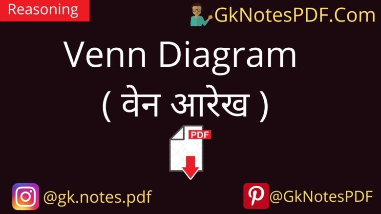 Reasoning Venn Diagram À¤µ À¤¨ À¤†à¤° À¤–